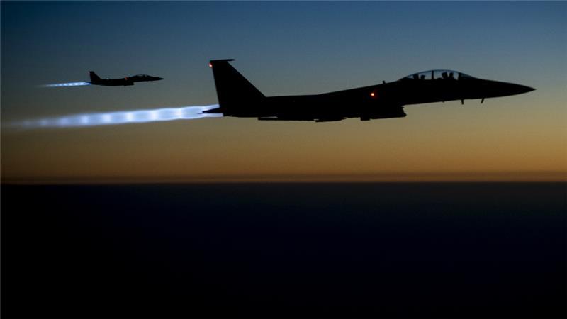 ABD: Suriye askerlerini öldüren hava saldırısı hukuka uygun