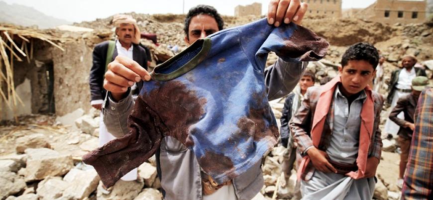 Suudi Arabistan ve BAE Yemen'de yine sivilleri vurdu