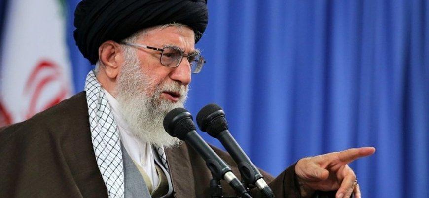İran'da 'Hamaney'e hakarete' 4 yıl 6 ay hapis