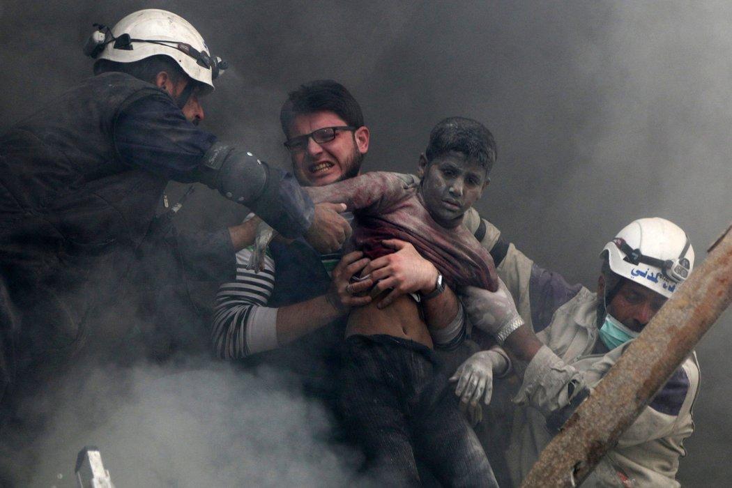 Halep'ten çağrı: Yaşanan insani felaketin önüne geçin