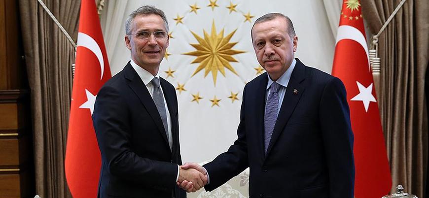 NATO Genel Sekreteri'nden Erdoğan'a tebrik telefonu