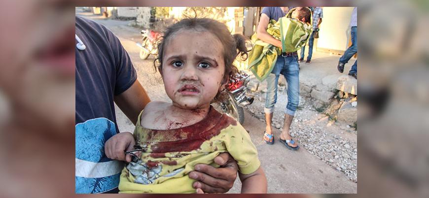 Rusya, Dünya Kupası boyunca Suriye'de 71 sivili öldürdü