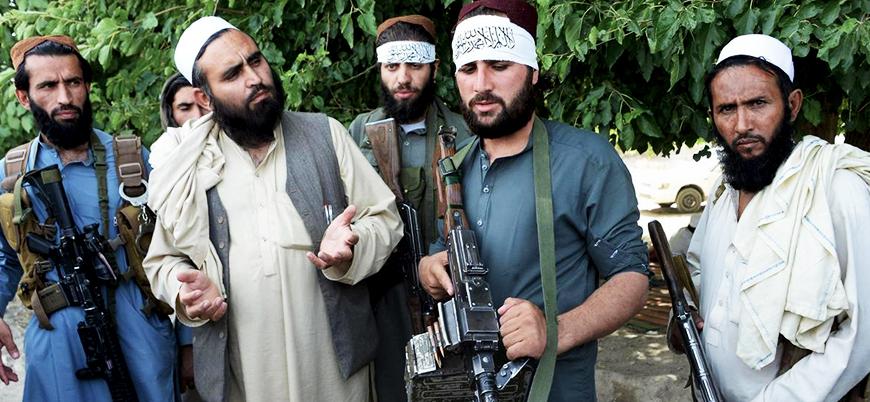 ABD'den 8 Taliban üyesine yaptırım