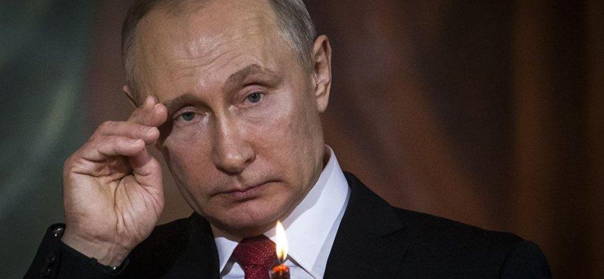 Putin'den 'Suriye'den çekilme' açıklaması