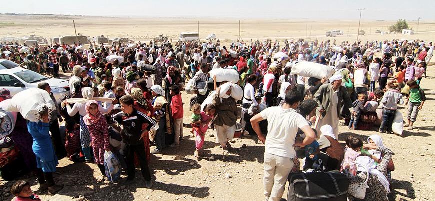 Lübnan yüzlerce Suriyeli mülteciyi sınır dışı etti