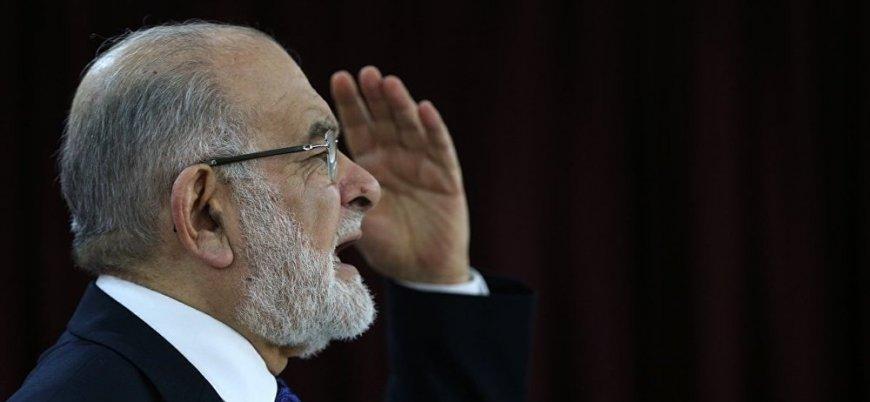 Saadet Partisi lideri Karamollaoğlu: Dip dalga bekliyorduk olmadı