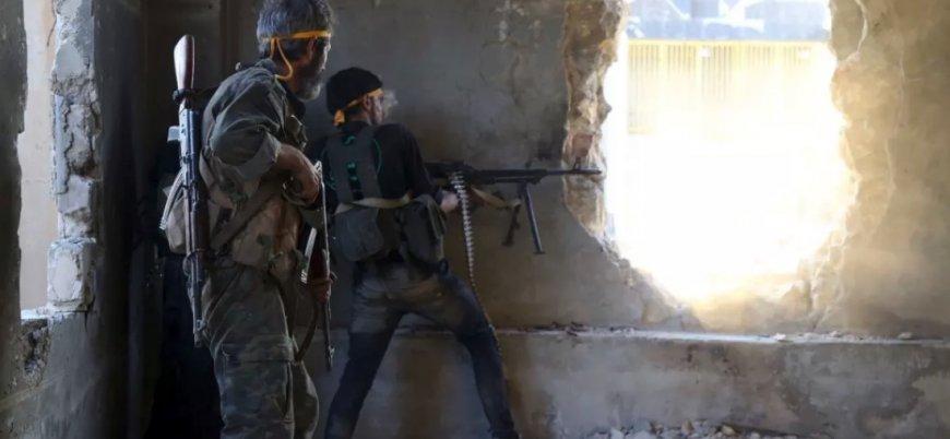 Dera'daki rejim saldırılarında son durum