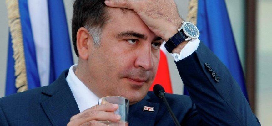 Eski Gürcistan Cumhurbaşkanı Saakaşvili'ye 6 yıl hapis