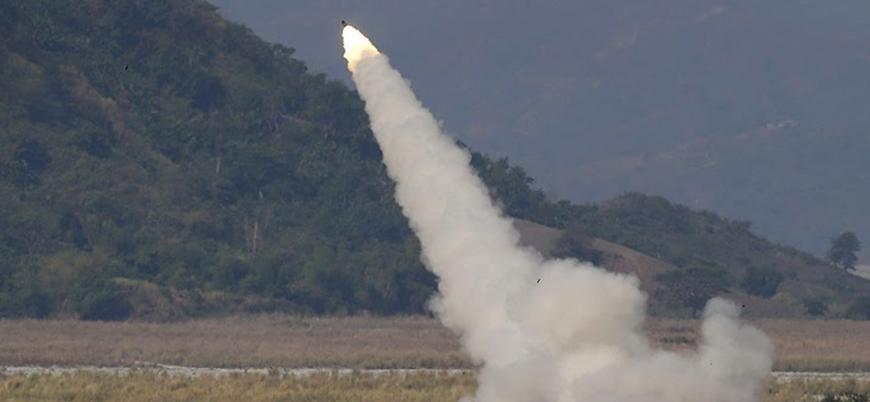 Suriye'den Ürdün'e roket atıldı