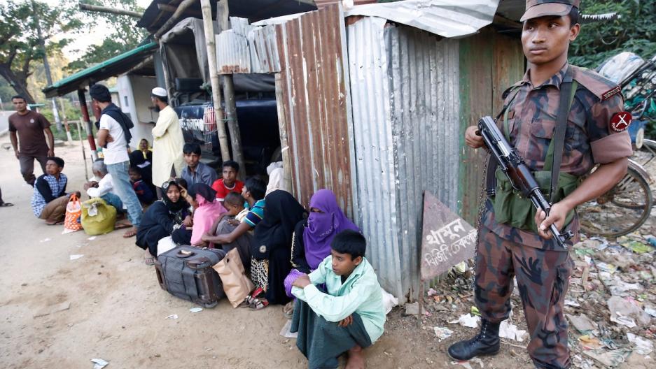 Myanmar devlet gazetesi, Arakanlıları 'pirelere' benzetti
