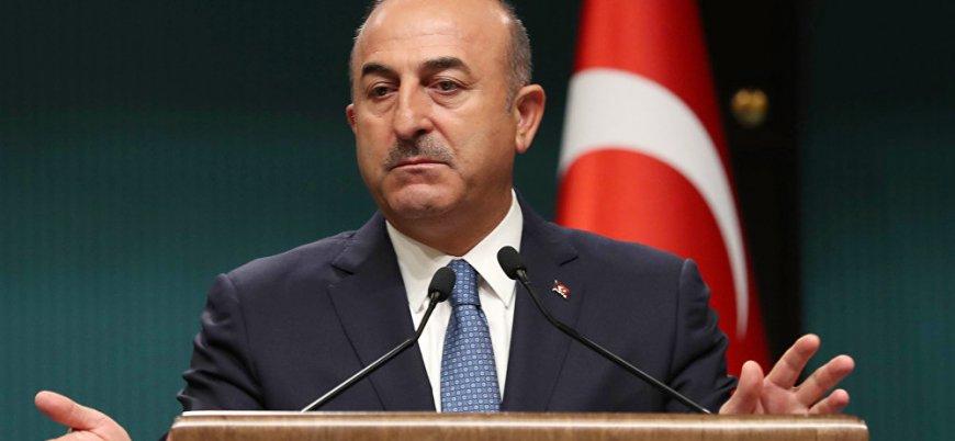 Çavuşoğlu'ndan ABD'ye Suriye mesajı: Sabrımız kalmadı, gereğini yapacağız