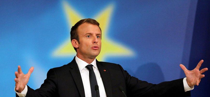 Macron'un 'mülteci' planı Fransa'da uygulanmayacak