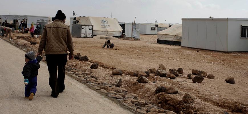 Ürdün Dera'dan kaçan sivillere kapılarını açmayacak