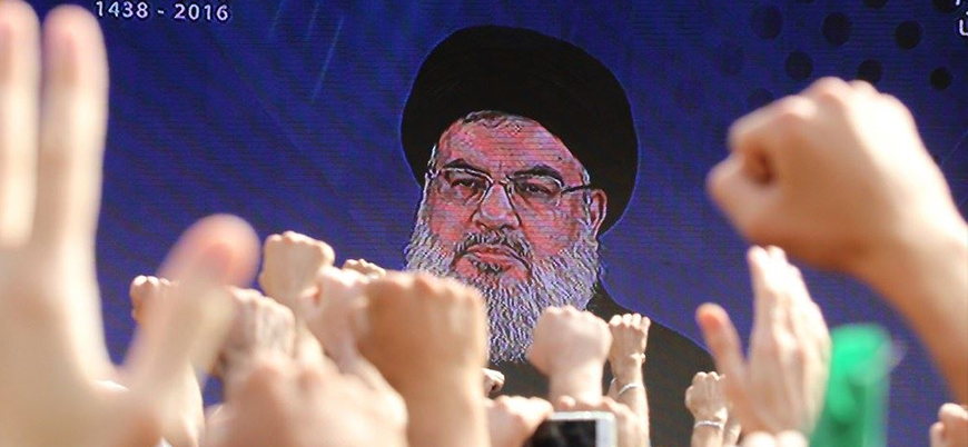 Nasrallah: İsrail'in insansız hava araçlarını düşüreceğiz