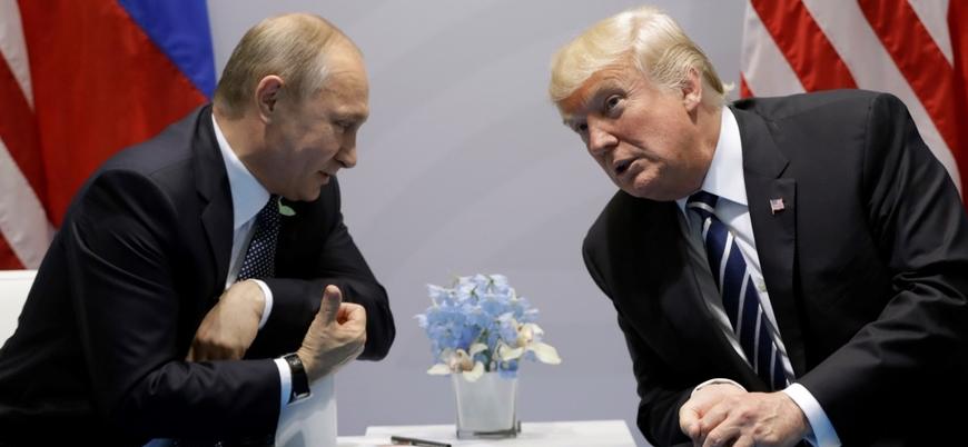 Putin'den Trump'a yeni yıl mektubu