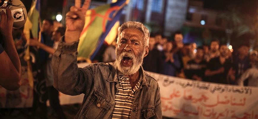 Fas'ta 'Rif Kararları'na tepkiler sürüyor