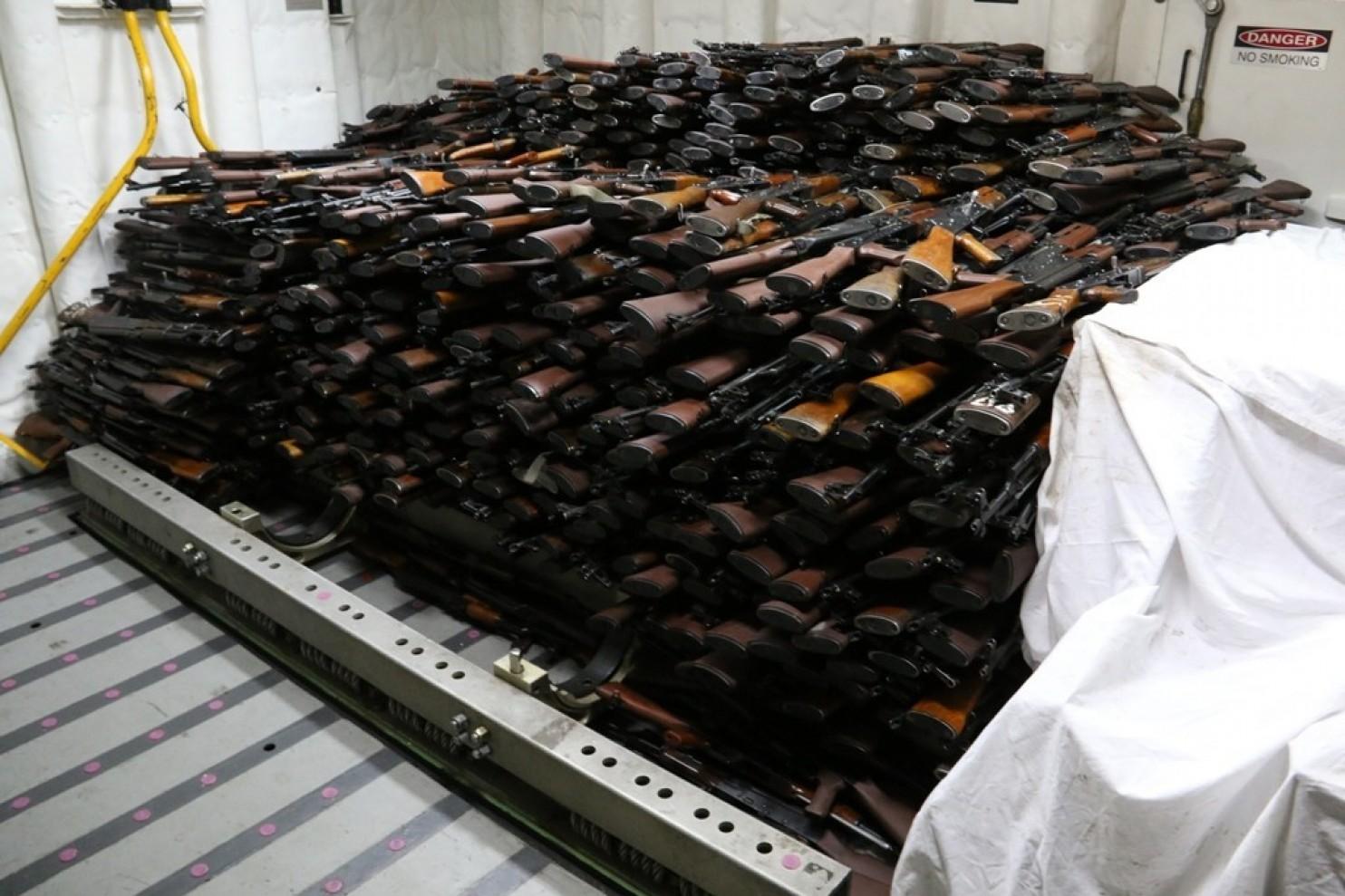 İran'ın Yemen'e kurduğu 'silah hattı' raporlandı