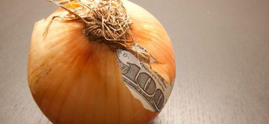 Kuru soğan yüzde 110.82 artışla lider