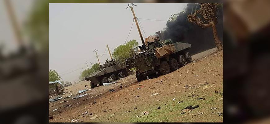 Mali'de Fransız askerlerine bombalı saldırı: Çok sayıda ölü ve yaralı var