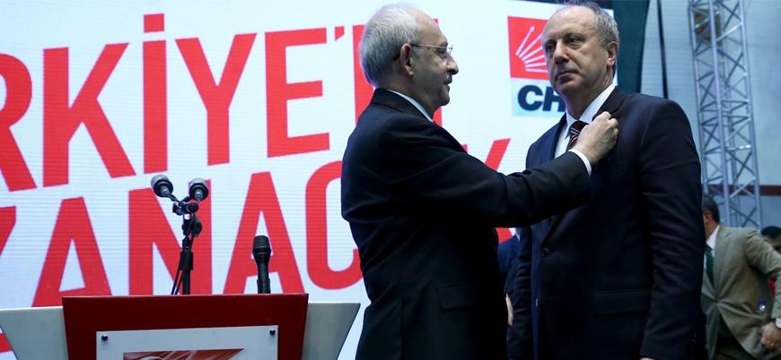"""Kılıçdaroğlu'ndan İnce'ye: """"Kimse açıklamalarıyla saraya hizmet eder hale gelmemeli"""""""