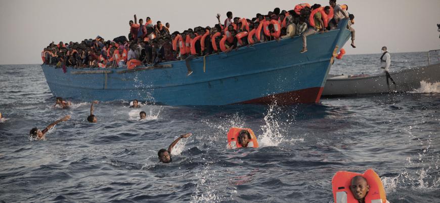 Libya'da iki günde 200'den fazla mülteci öldü