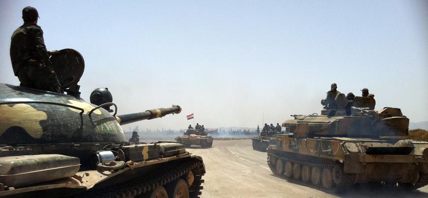 """""""Rusya İdlib'de 'barış görüşmesi' yürütüyor"""""""