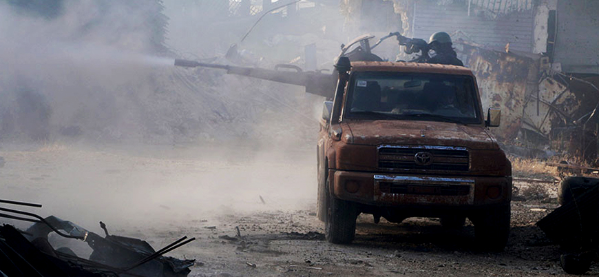 Muhalifler Halep'te rejim saldırısını geri püskürttü