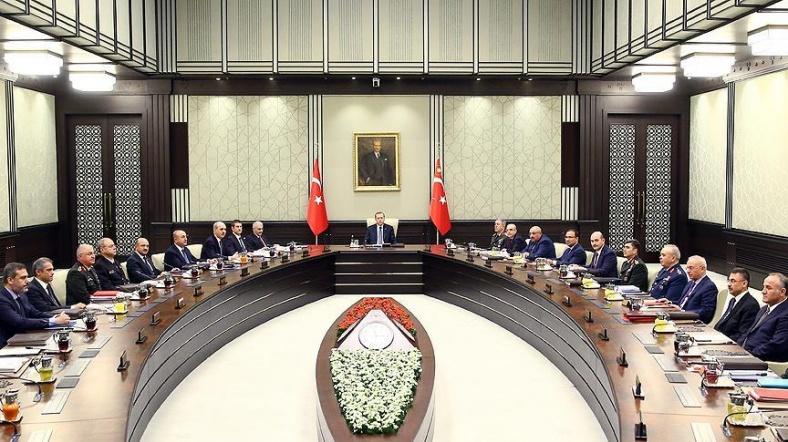 Türkiye'nin MGK kararı: PYD koridoruna izin verilmeyecek