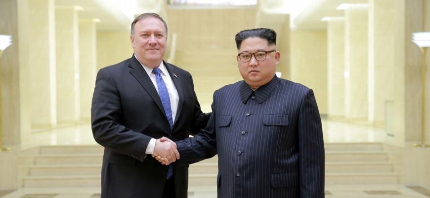 ABD Dışişleri Bakanı, Kim Jong-un ile görüşecek
