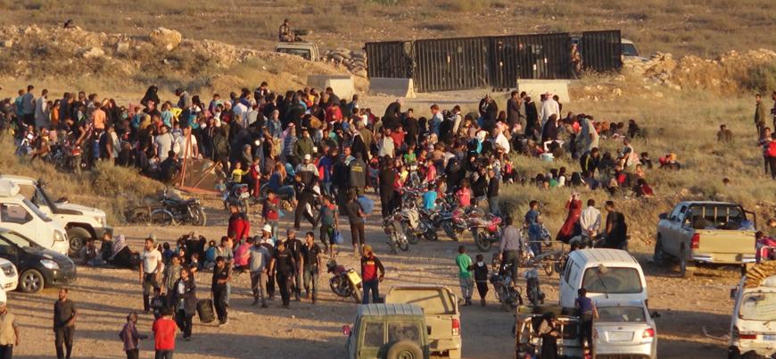 Ürdün Dera'dan kaçanlar için iki sınır kapısı daha açacak