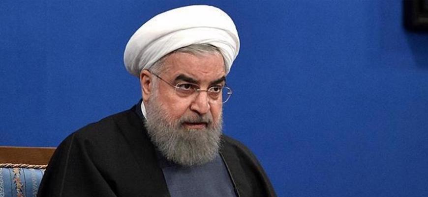 Ruhani: İran, terörün dünyaya yayılmasını önlemiştir