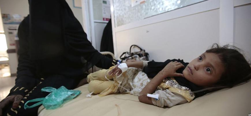 Yemen'de 3 yılda 2 binden fazla çocuk öldü