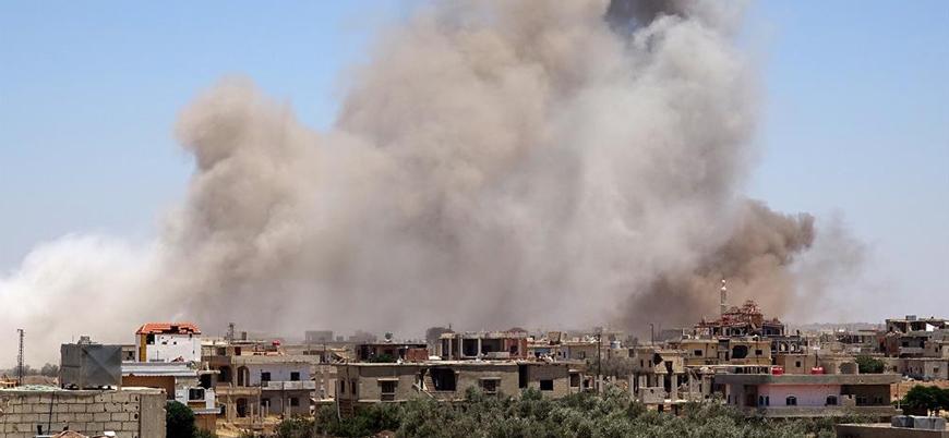 """""""Dera'daki saldırılar insancıl hukukun ihlalidir"""""""