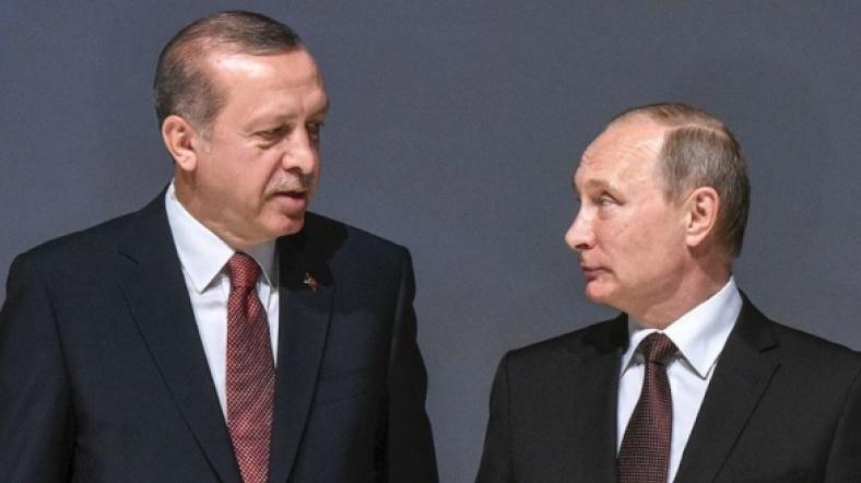 Erdoğan Rusya karşısında geri adım attı: Hedefimiz bir ülke değil