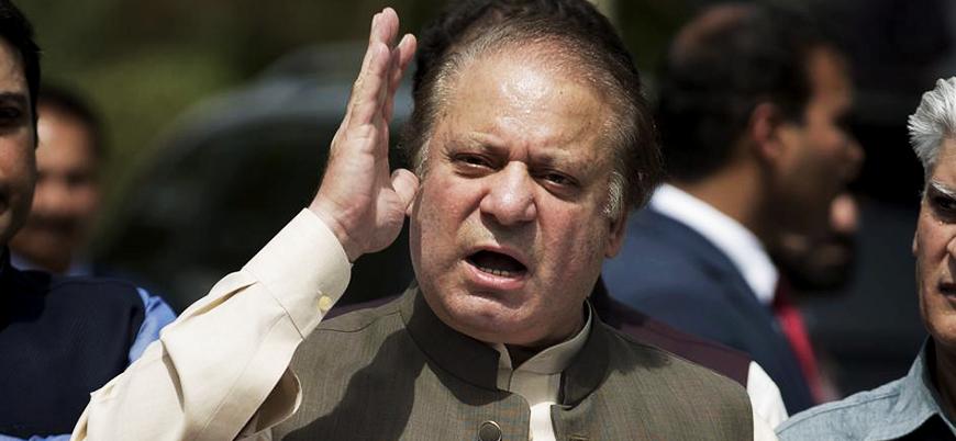 Eski Pakistan Başbakanı Navaz Şerif'e 10 yıl hapis cezası