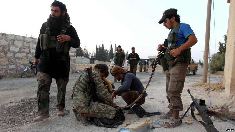"""""""Suriyeli muhalifler Türkiye aracılığıyla Rusya ile görüşüyor"""""""
