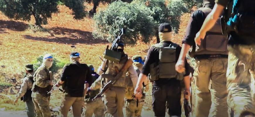 Tahriru'ş Şam Hama kırsalını askeri bölge ilan etti