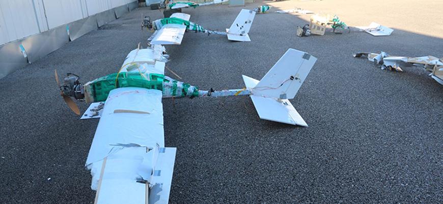 Lazkiye'deki Rus üslerine drone saldırıları sürüyor