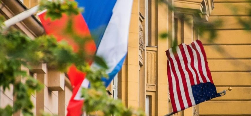Rusya'dan ABD'ye: İçişlerimize karışmayı kesin