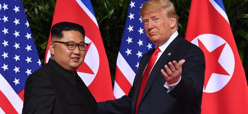 Kuzey Kore: ABD'nin nükleer müzakerelerdeki tutumu üzücü
