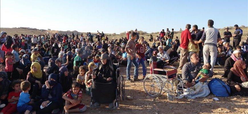 BM'den Dera'dan kaçan sivillerle ilgili açıklama