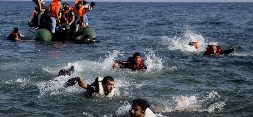 Yunanistan endişeli: Sığınmacı akını sürüyor