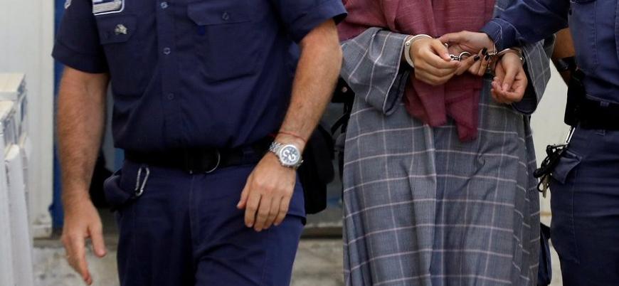 İsrail'den Ebru Özkan için dört suçlama