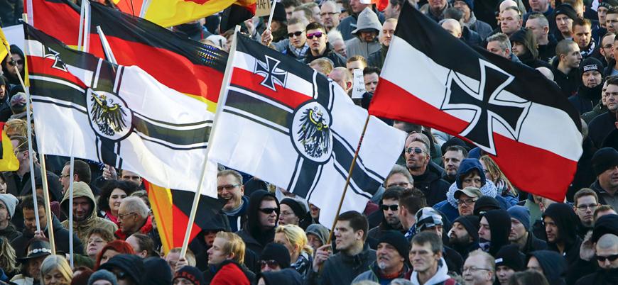 Almanya'da aşırı sağın oyları yükselişte