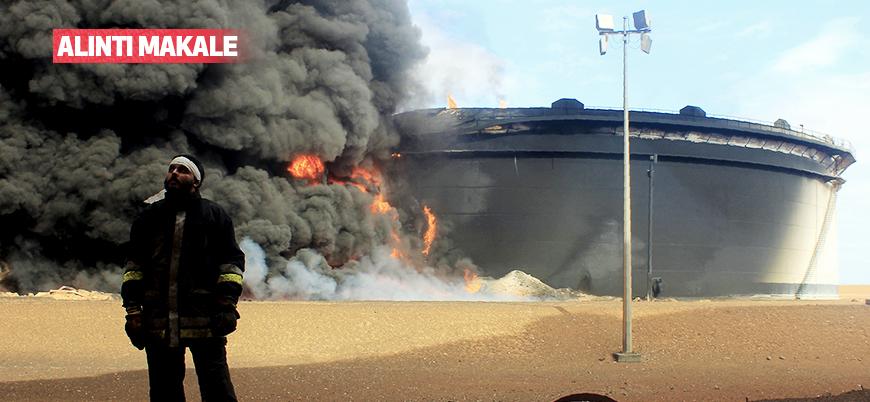 Batı, Libya'nın kendini paramparça etmesinin önünü açıyor