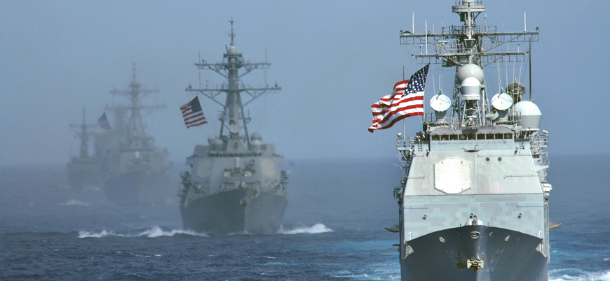 ABD donanmasından Tayvan Boğazı'nda 'stratejik' geçiş