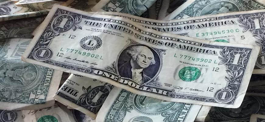 Dolar bir ayın en düşük seviyesinde