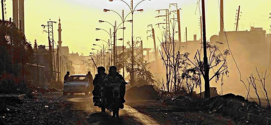 Esed rejimi Ürdün sınırına yerleşti