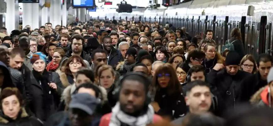 Fransızlar 'yoksulluk korkusuyla' yaşıyor