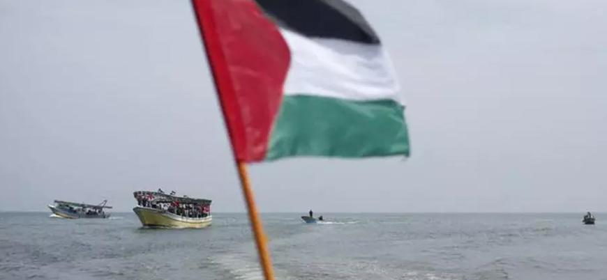 Gazze'de İsrail ablukasını gemiyle kırma girişimi